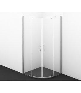 Душевой уголок сектор с распашными дверьми WasserKRAFT Leine 35P01