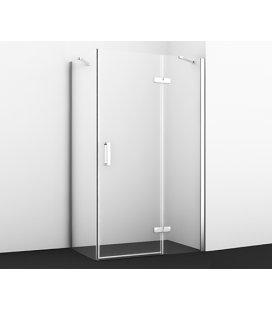 Душевой уголок прямоугольный с правой распашной дверью WasserKRAFT Aller 10H10R