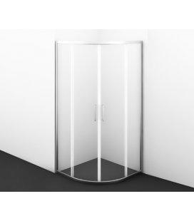 Душевой уголок сектор с раздвижными дверьми WasserKRAFT Main 41S23