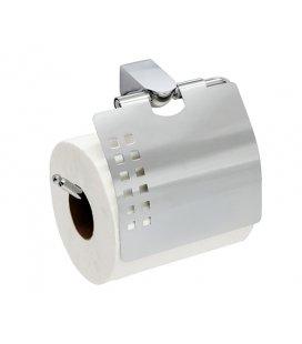 Держатель туалетной бумаги с крышкой WasserKRAFT Kammel K8325