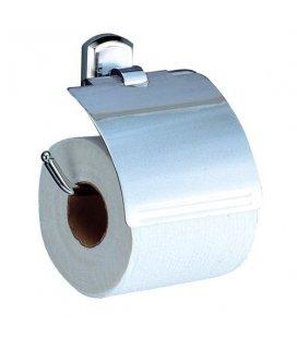 Держатель туалетной бумаги с крышкой WasserKRAFT Oder K3025