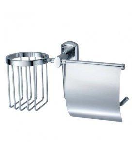 Держатель туалетной бумаги и освежителя WasserKRAFT Oder K3059