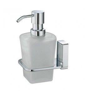 Дозатор для жидкого мыла стеклянный WasserKRAFT Leine K5099