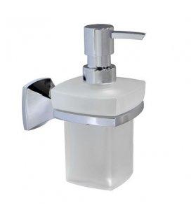 Дозатор для жидкого мыла стеклянный WasserKRAFT Wern K2599