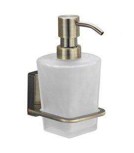 Дозатор для жидкого мыла стеклянный WasserKRAFT Exter K5299