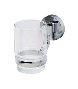 Подстаканник стеклянный WasserKRAFT Rhein K6228