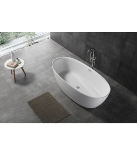 Ванна из искусственного камня NT Bathroom NT203 PALERMO