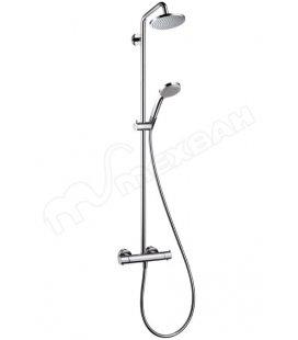Душевая стойка Hansgrohe Croma 100 Showerpipe 160 арт.27169000