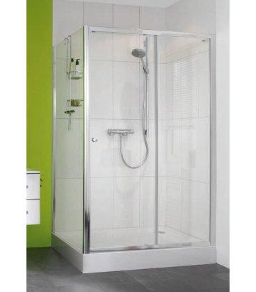 Душевая дверь в нишу раздвижная Huppe X0