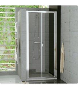 Душевая дверь-гармошка в нишу SanSwiss Top-Line TOPK