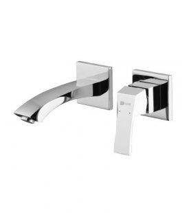 Смеситель встраиваемый Lemark Unit LM4526C для ванны или раковины