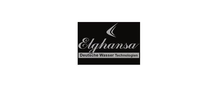 Немецкие душевые системы Elghansa