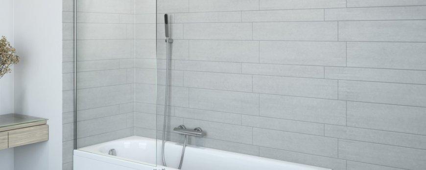 Новинка от Radaway - шторка на ванну Classic
