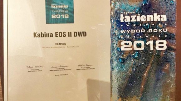 """Radaway получил премию """"Выбор года"""""""