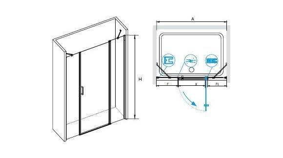 Как выбрать душевую дверь?